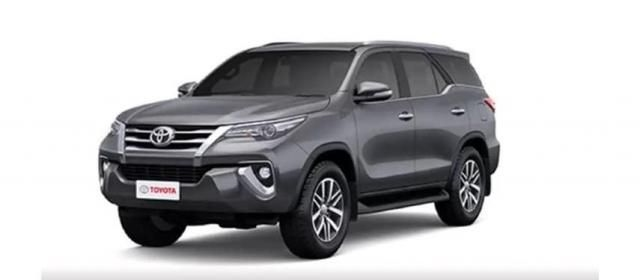 Toyota Fortuner 2.8 4x2 MT BS6 2020