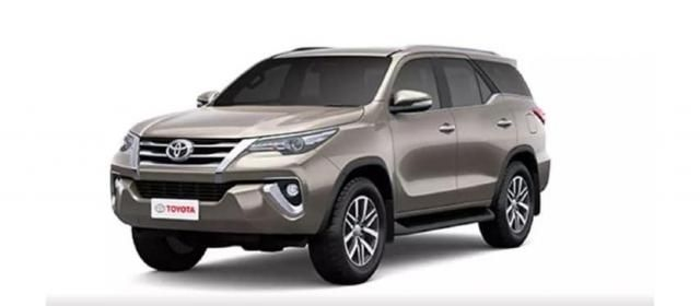 Toyota Fortuner 2.7 4x2 AT BS6 2020