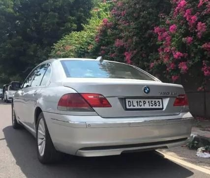 BMW 7 Series 730Ld 2008