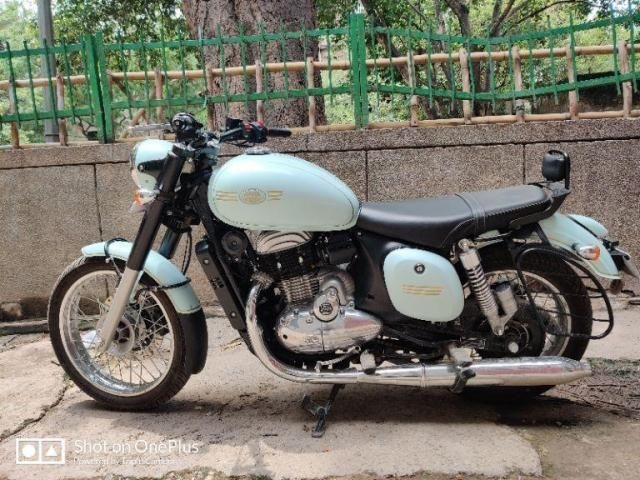 Jawa Forty Two 295CC Dual ABS BS6 2020