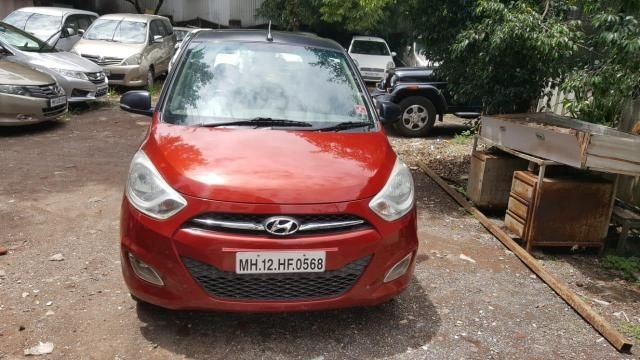 Hyundai i10 Asta 1.2 AT Kappa2 With Sunroof 2011