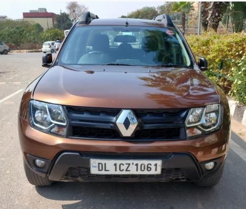 Renault Duster RXS CVT 2018
