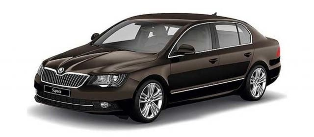 Skoda Superb L&K BS6 2021