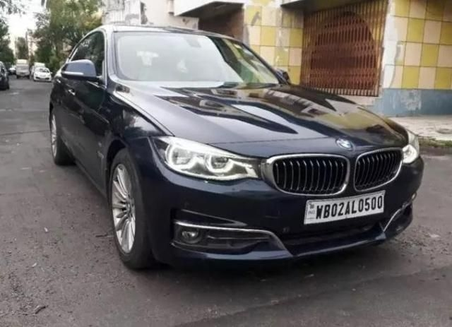 BMW 3 Series GT 320d Luxury Line 2017