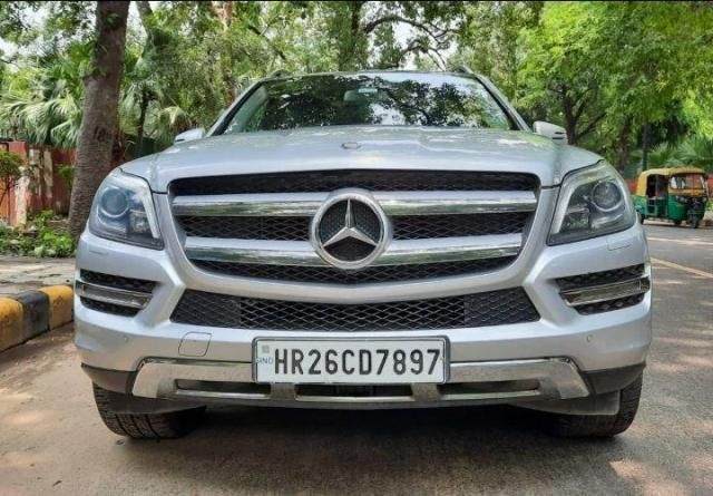 Mercedes-Benz GL 350 CDI Luxury 2014