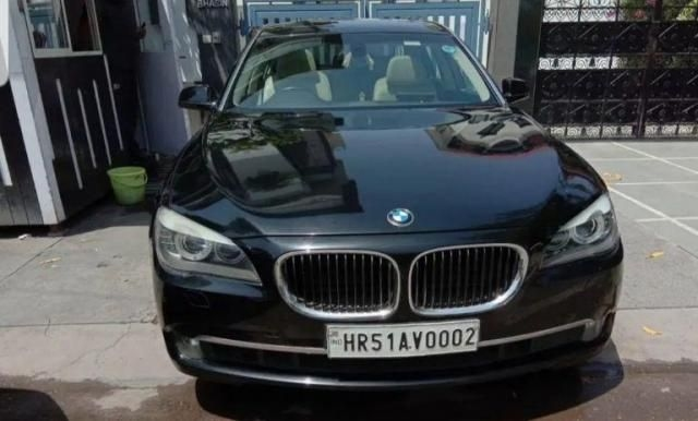 BMW 7 Series 730Ld 2013