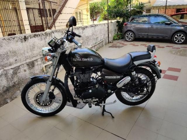 Royal Enfield Thunderbird 500cc 2018