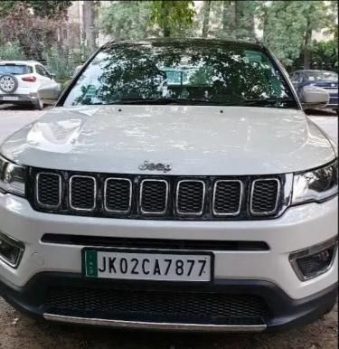 Jeep Compass Limited 2.0 Diesel 2018