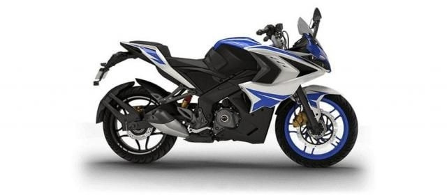 Bajaj Pulsar RS200 ABS BS6 2020