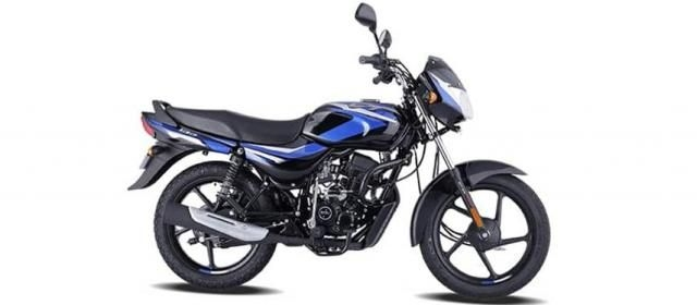 Bajaj CT 100 KS ALLOY FI BS6 2021