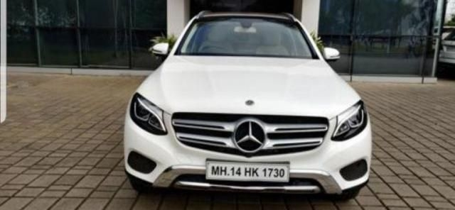 Mercedes-Benz GLC 220 d 4MATIC BS VI 2019