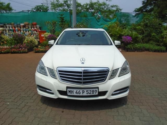 Mercedes-Benz E-Class E220 CDI Blue Efficiency 2011
