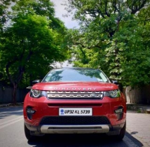 Land Rover Discovery Sport HSE Luxury 7-Seater 2019