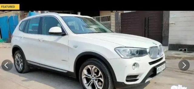 BMW X3 xDrive 20d Expedition 2016