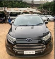 Ford EcoSport AMBIENTE 1.5 TDCI 2018