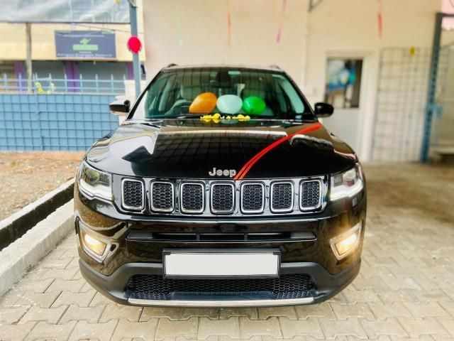 Jeep Compass Limited (O) 2.0 Diesel 4x4 2017