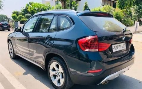 BMW X1 SDrive18i 2014