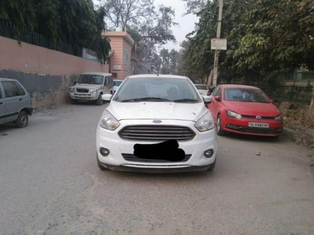 Ford Aspire Titanium Plus 1.2 Ti-VCT 2016