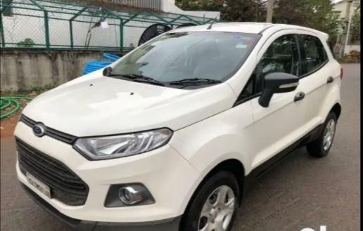 Ford EcoSport AMBIENTE 1.5 TI VCT 2016