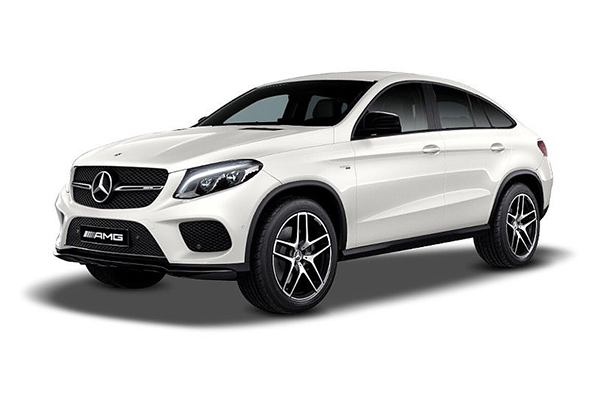 Mercedes-Benz GLE Coupe