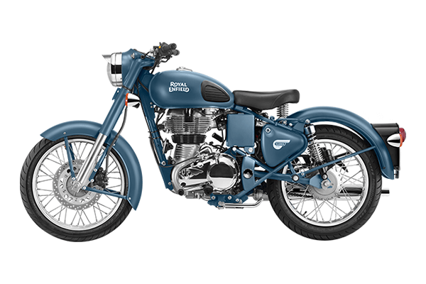 Royal Enfield Squadron Blue