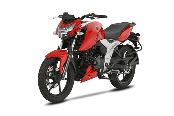 tvs apache rtr 160 4v fi price in india droom
